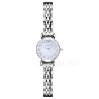 アルマニ(ARMANI)腕時計レジャーファッションクリニック気質小文字盤針女時計腕時計女AR1961