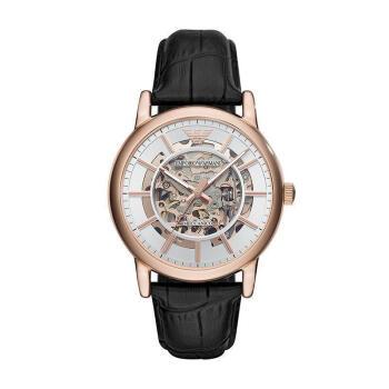 アルマテニル腕時計男性腕時計全自動機械透かしファッションビジネス男性時計機械式ベルト男性時計ARMANI