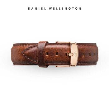 ダニエルウェリントン(DanielWellington)DWベルト20 mmベルト金色ピン留め男性用DW 00200006(40 mmダイヤルシリーズに適用)