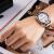 グッチGUMUCIクリニックツメ女子時計簡約ファッション表盤快適皮質表帯