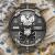 デサイ(DIESEL)腕時計限定版透かし文字盤ベルトファッショントレンド覇気大文字盤自動機械男子時計DZ 7365