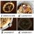 ゴッホはスイスのブランドの全自動透かし彫りの機械の時計の男の時計の抽出するシリーズの夜光防水のファッションビジネスの輸入名表のファッションの金盤のF 329 D . 5 A