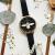 OiVaBurtonさん時計3 DBS立体小柄腕時計クラシック時計