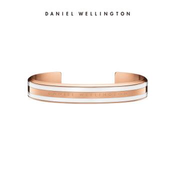 ダニエル・ウェリントンの新作金色ブレスレットアクセサリーです。男女開口ミッドブレスレットdwブレスレットDW 004005。