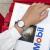 アルマニート·アルマン女史腕時計スチールベルト欧米シンプルでクラシカルなカジュアルウォッチAR 11128
