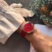 スワロフスキー腕時計女史天星シンプル大方クウォーツ防水女子時計5295380