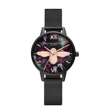 Olivia Button女性腕時計OB腕時計女性学生ファッションAfter Dark真夜中腕時計OB 16 AD39
