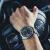 ジホップ(JEEP)腕時計大切ノキシリーズ全自動透かし機男子腕時計ベルト防水男時計JPG 92001