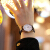 Emporo Armmani腕時計男性カジュアルシンプルファッションベルトクウォーム男性時計AR 1915 AR 1915