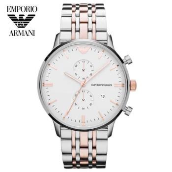 アルマニール腕時計男性腕時計カップル腕時計ファッションビジネスカジュアル非機械表多機能男性時計ARMANI