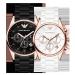 アルマニール腕時計カップル腕時計シンプルでおしゃれなビジネス女性用腕時計ペアAR5905+AR 5920