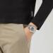 アルマテニル腕時計透かし機男子時計スチールバンドビジネスカジュアル男子腕時計AR 6006