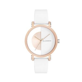 K 14(KLASSE 14)男女カップルの腕時計は完璧ではないです。欧米腕時計イタリアファッションは簡単に透かして輸入します。